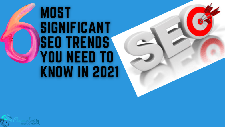 6 Most Significant SEO Trends You Need to Know In 2021