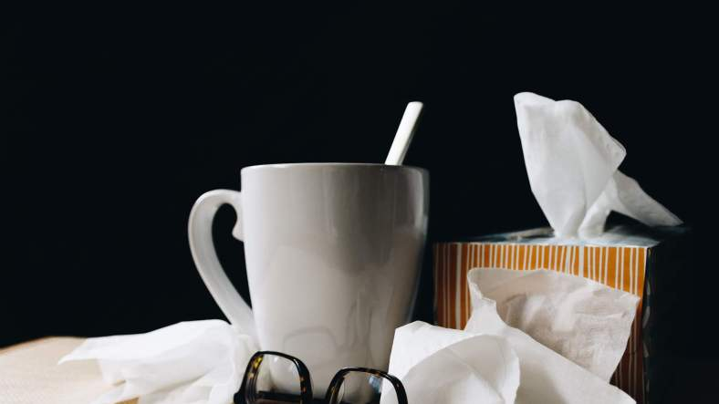 How has employee behaviour towards sick days changed since COVID?