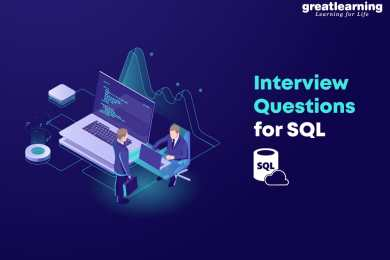 Top SQL Interview Questions for 2021