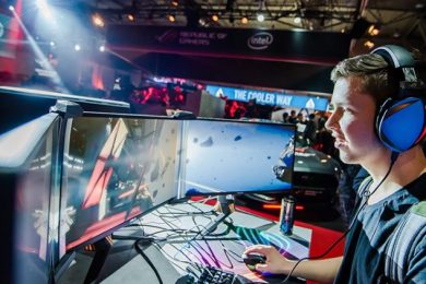 Can gaming become a profession?