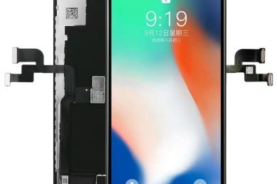 LCD Displays for iPhones