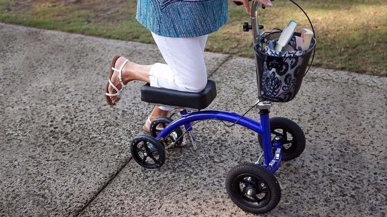 When Would You Use A Knee Scooter