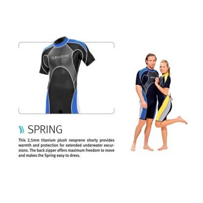 Costum Subgear Spring Shorty