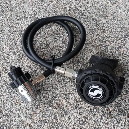 Detentor Scubatec F6 - FX3 Black