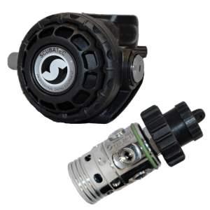 Detentor Scubatec F10 - X3 Black