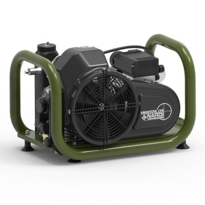 Compresor Nardi Atlantic P Paintball, motor electric