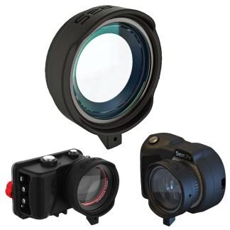 Lentilă super-macro, pentru aparatele foto SeaLife / SL571