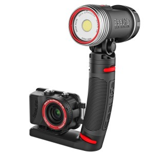 Set aparat foto subacvatic, SeaLife ReefMaster Camera & Light / SL354