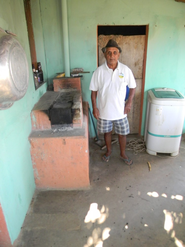 Cleaner wood-burning as a transition renewable technology in remote communities in Brazil? (2/6)