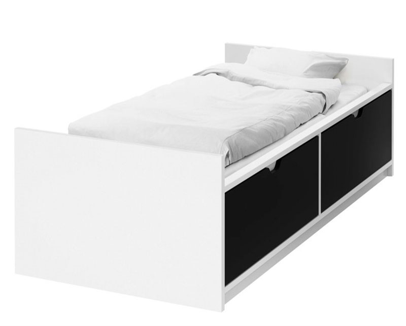cama Fluxa de Ikea