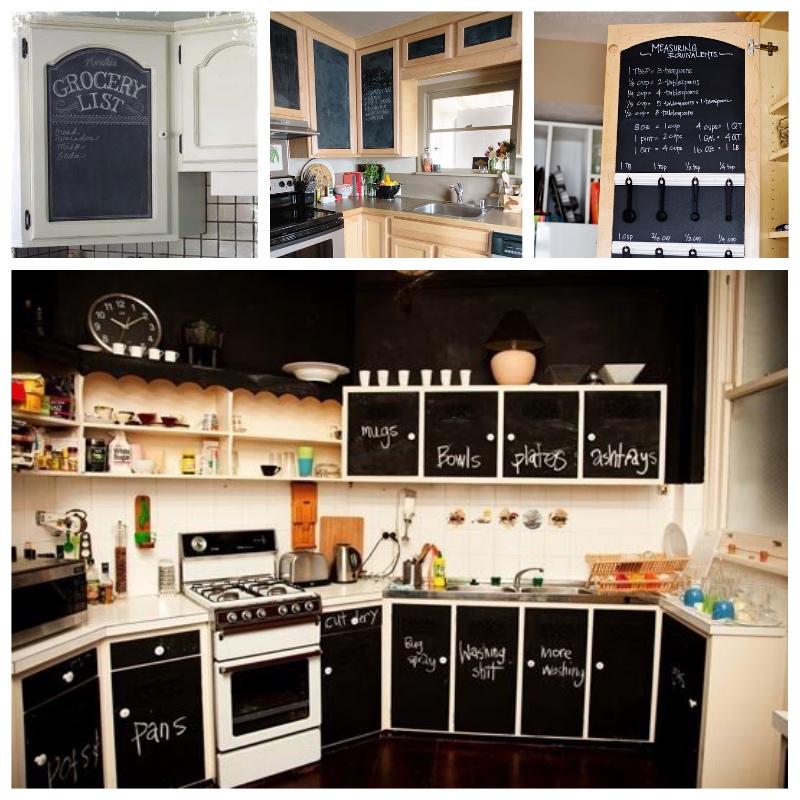 Forrar los armarios de la cocina con vinilo tendencias febrero 2019 - Cambiar cocina con vinilo ...