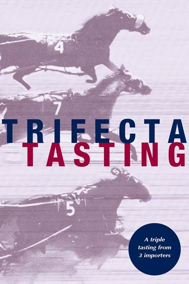 Old Friends and Mentors at the 2015 Trifecta Tasting