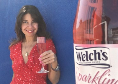 Video Marketing for Welch's Sparkling Rosé