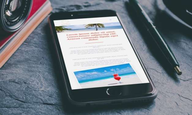 Increase the size of your Divi Mobile Logo And Mobile Menu Text