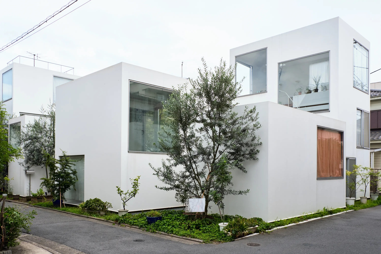 Sanaa Kazuyo Sejima Ryue Nishizawa August Fischer Moriyama House Divisare