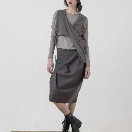 FW17SK15 - Skirt