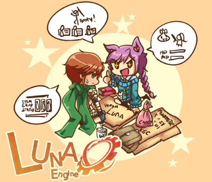 Luna Engine (1/3)