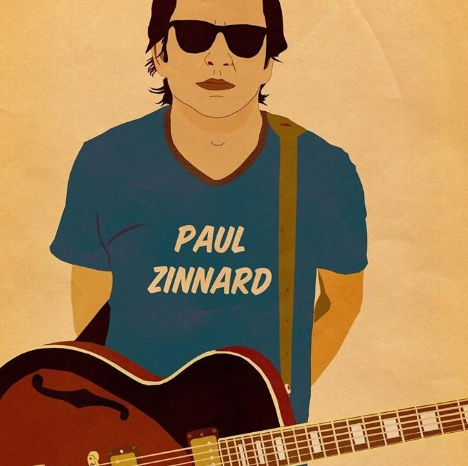 ¡DIVISIÓN SONORA y CONCERTS LET'S DOG by SERGI AROLA, presentan a PAUL ZINNARD en directo!