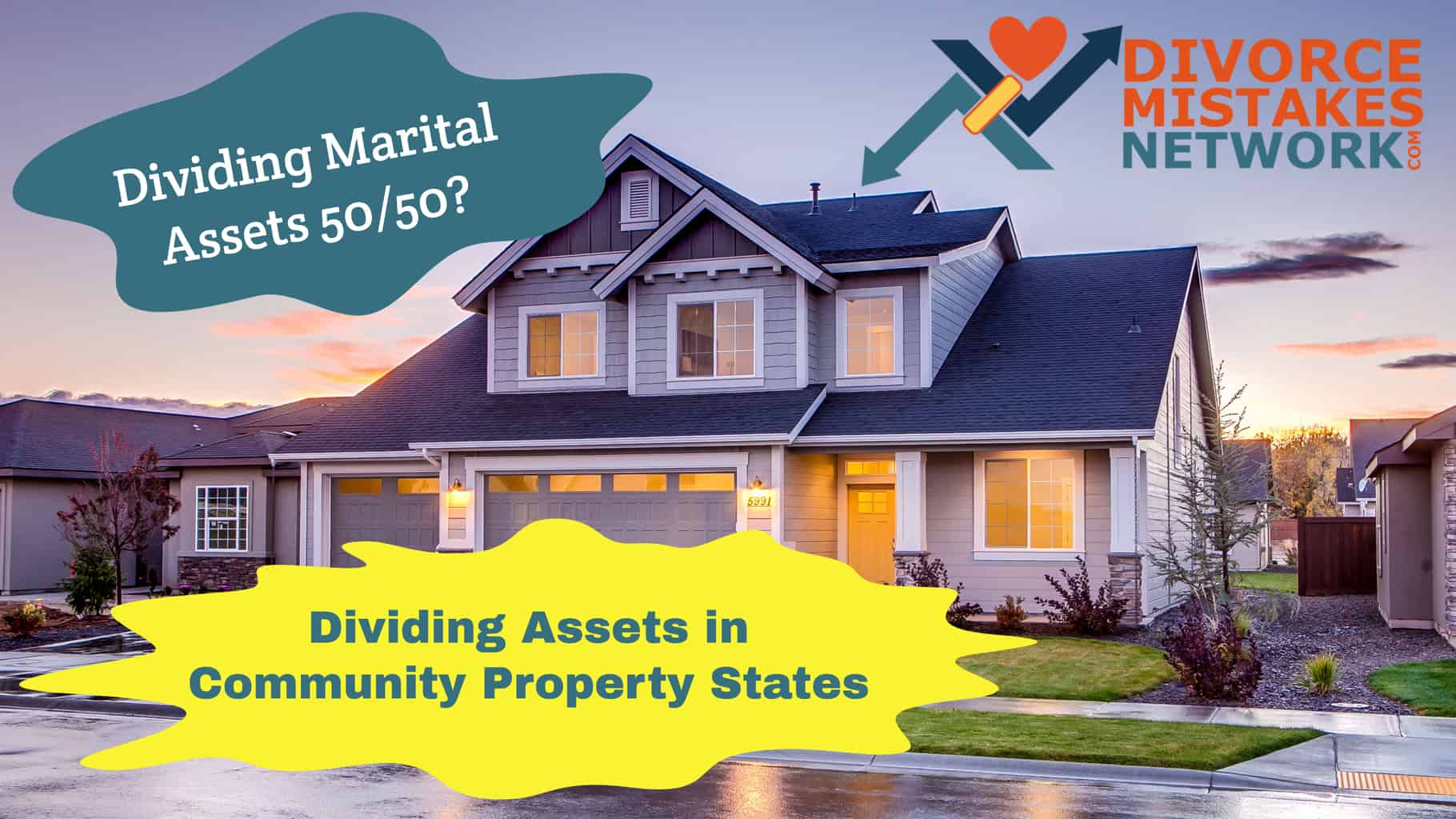 Financial Advice And Division Of Marital Assets In A