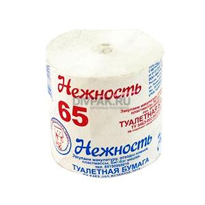 Туалетная бумага Нежность 50 шт