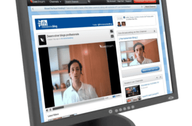 Resenha de Palestra: Desenvolvimento Profissional de Blogs por Marcos Lemos