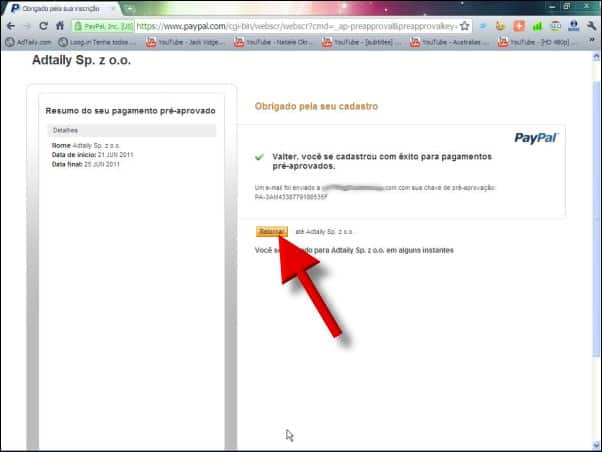 adtaily009 anunciantes adtaily paypal