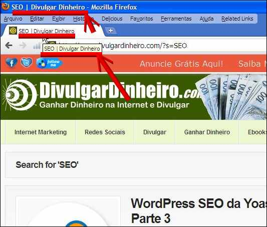 wordpress seo yoast search seo resultados