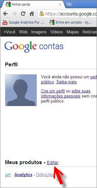 cancelar google contas