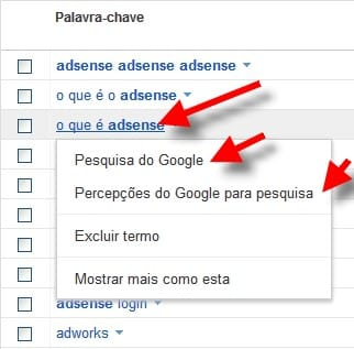 Adsense Adsense Adsense e a Pesquisa Google