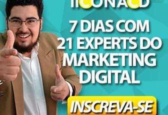 Congresso Nacional para Consultores em Marketing Digital - CONACD