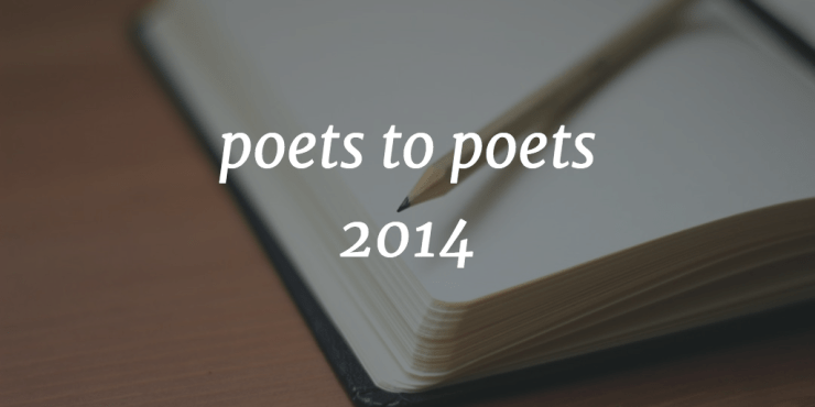 Poets-to-Poets: Poetic Interactions with Award-Winning Writers