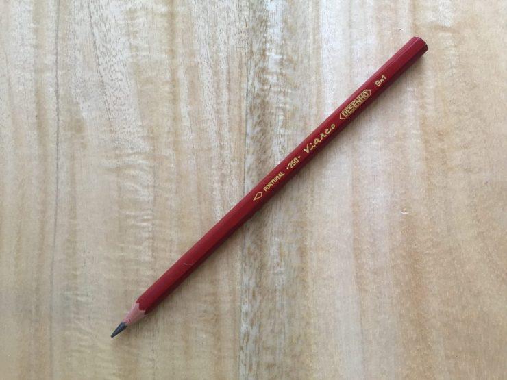 The Viarco Desenho 250 – B Pencil