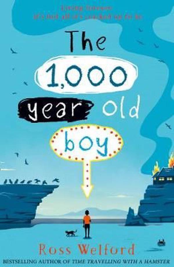 1,000 Year Old Boy