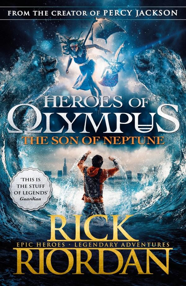 Heroes of Olympus 2 Son of Neptune