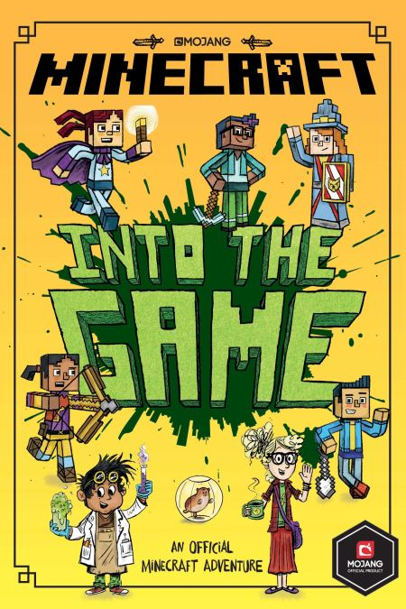 Minecraft Into the Game (Minecraft Woodsword Chronicles #1)