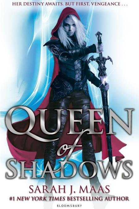 Throne of Glass Queen of Shadows