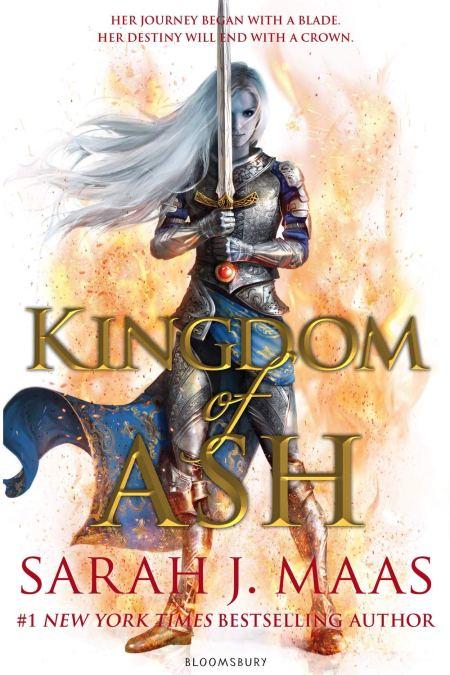 Kingdom of Ash: Throne of Glass