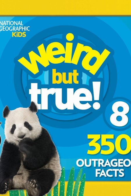 Weird But True 8:Expanded Edition