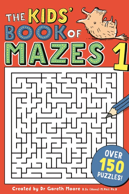 Kids' Book of Sudoku 1