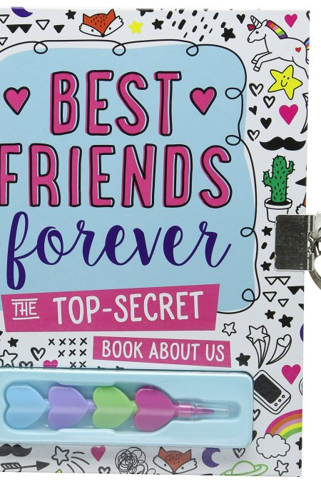 Best Freinds Forever: The Top Secret Book About Us
