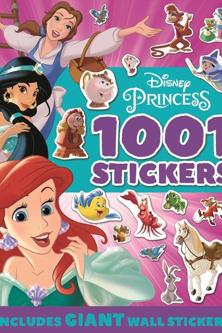 1001 Stickers Disney Princess