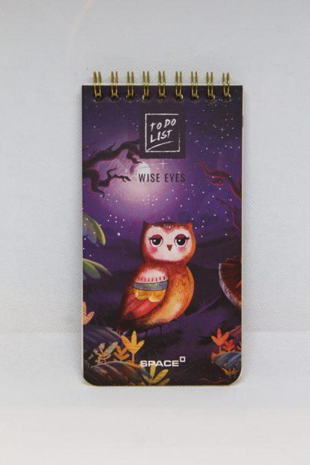 Owl Mini To Do TW-3032-4