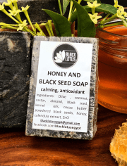 Black Seed and Honey Soap