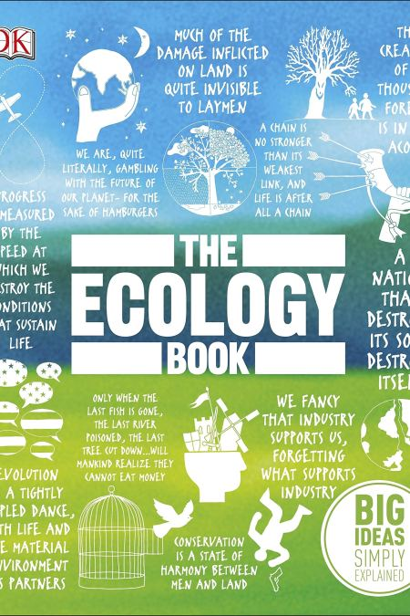 Ecology Book : Big Ideas Simply Explained
