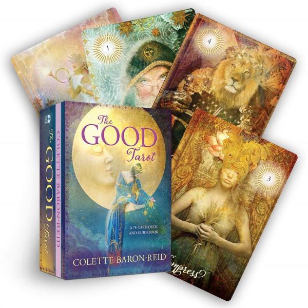 Good Tarot : A 78-Card Deck and Guidebook