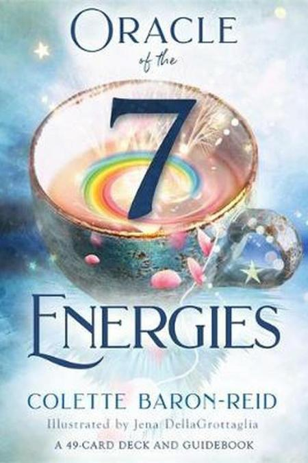 Oracle of the 7 Energies : A 49-Card Deck and Guidebook