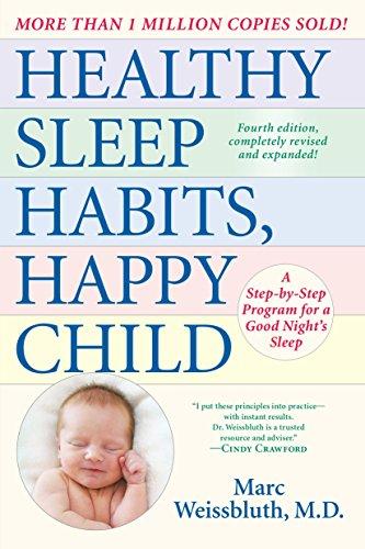 Healthy Sleep Habits Happy Ch