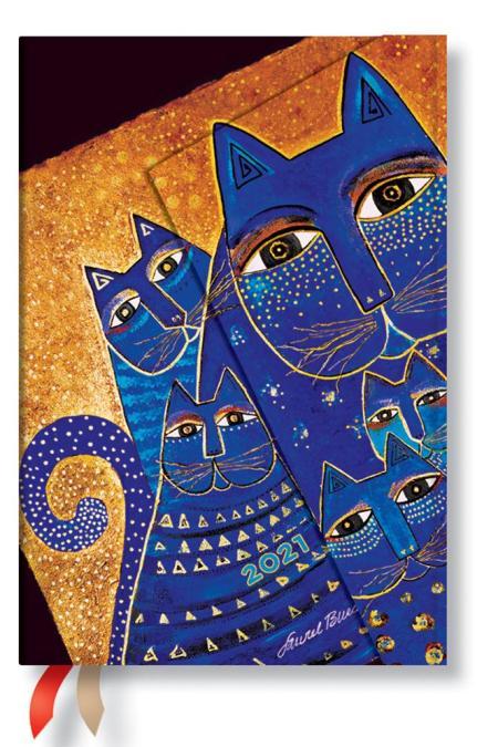 2021 Mediterranean Cats Mini Horizontal
