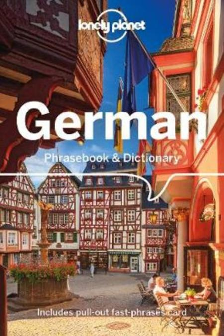 German Phrasebook and Diction