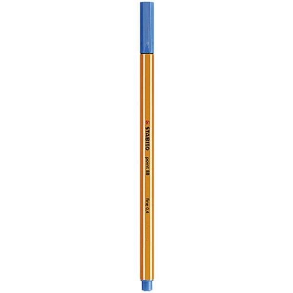 Stabilo Point 88 Blue pen 88/3